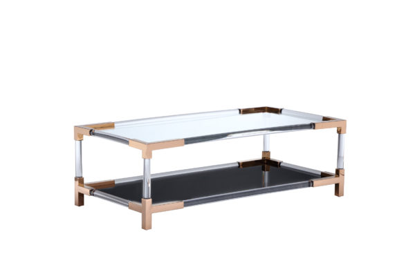 Rectangular Stylish Coffee Table