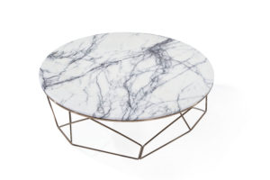 Triones Round Coffee Table