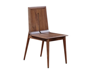 Wooden Walnut Troditional Chair