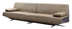 Bounaroti 3 Grey Sofa