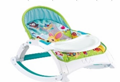 2-in-1 Baby Dining Chair