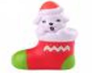 Christmas Sock Soft Toy