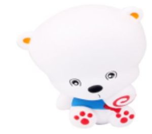 Lollipop Bear BAG Soft Toy