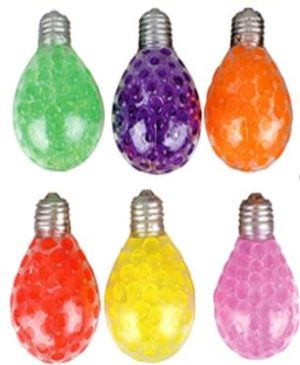 Bulb Soft Toy For Children