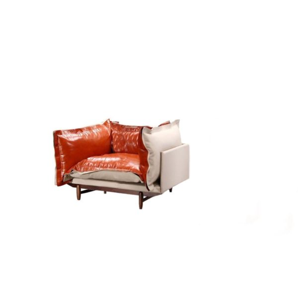 Rossi Leather Armchair